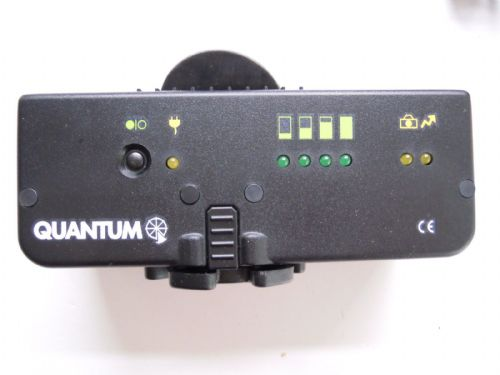 QUANTUM TURBO COMPACT POWER FOR FLASH AND DIGICAMS